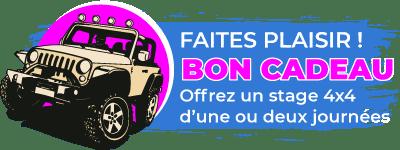 Bon Cadeau Simonin 4x4